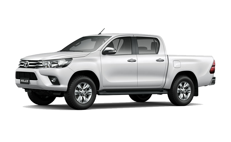 2.4GD Standard Double Cab 6-AT 4x4