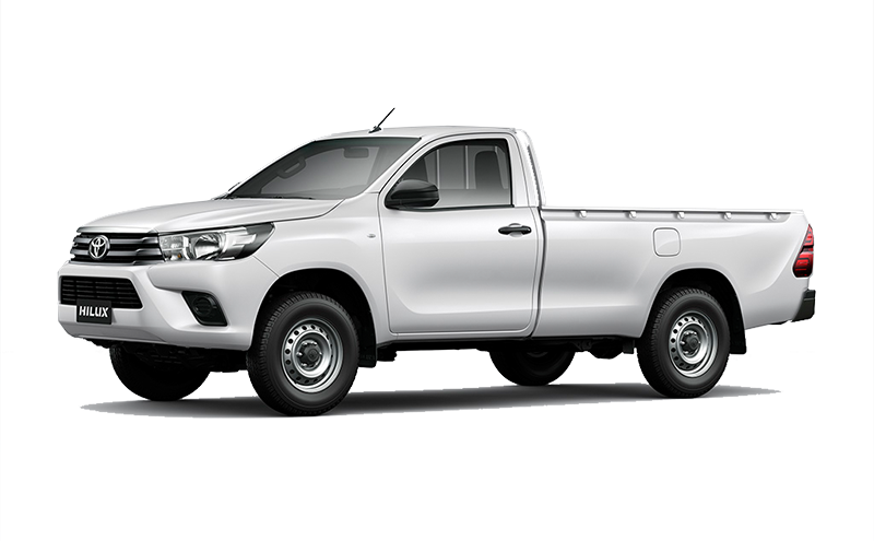 2.4GD Country Single Cab 6-MT 4x4
